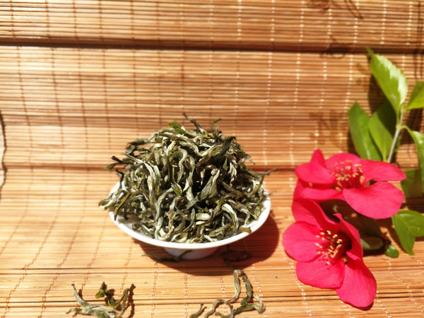 "Early Spring ""Yunnan Mao Jian"" Pure Bud Green Tea * Spring 2018"