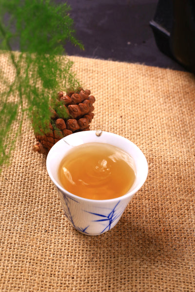 "Middle Mountain ""Sweet Potato Aroma"" Dan Cong Oolong Tea"