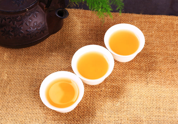 "Middle Mountain ""Saturn Peach Aroma"" Dan Cong Oolong Tea"