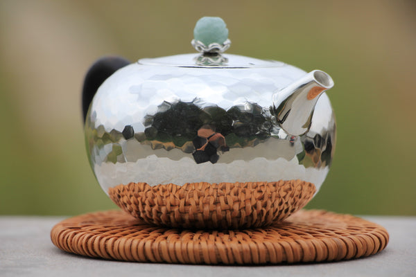 "Pure Silver 999 ""Reflections"" Teapot * 120ml"