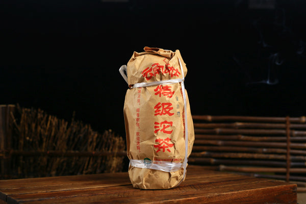 "2007 Feng Qing ""Gold Ribbon Tuo"" Raw Pu-erh Tea"