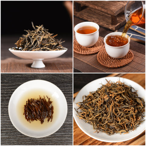 "Lincang ""Dian Hong"" Yunnan Black Tea Sampler"