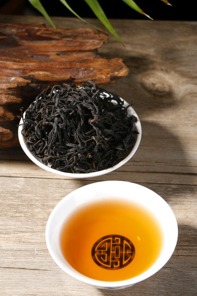 Light Roast Wild Tree Purple Varietal Black Tea of Dehong