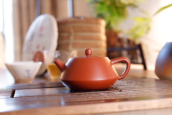 "Da Hong Pao Clay ""Shi Piao"" Yixing Teapot * 180ml"