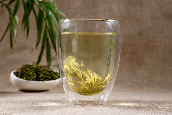 Anji Bai Cha Green Tea of Zhejiang