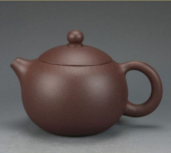 "Lao Zi Ni ""Xi Shi"" Yixing Clay Teapot * 180ml - Yunnan Sourcing Tea Shop"