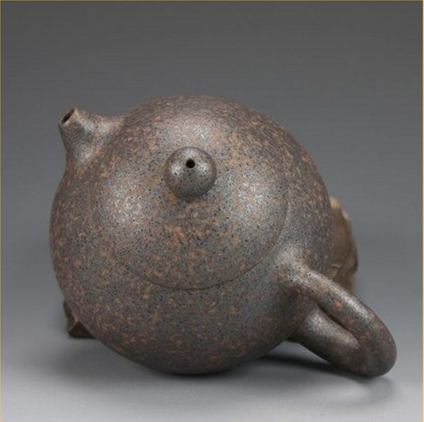 "High Fired Old Duan Ni Clay ""Wen Dan"" Teapot * 150ml"