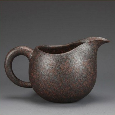"High Fired Old Duan Ni Clay ""Cha Hai"" Serving Pitcher * 160ml"