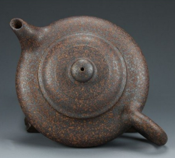 "High Fired Old Duan Ni Clay ""Shui Bian"" Teapot * 160ml"