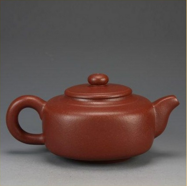 "Da Hong Pao Clay ""Hun Fang Han Jun"" Yixing teapot * 160ml"