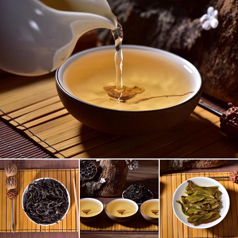 Dan Cong Oolong Tea Sampler * Spring 2017 Harvest