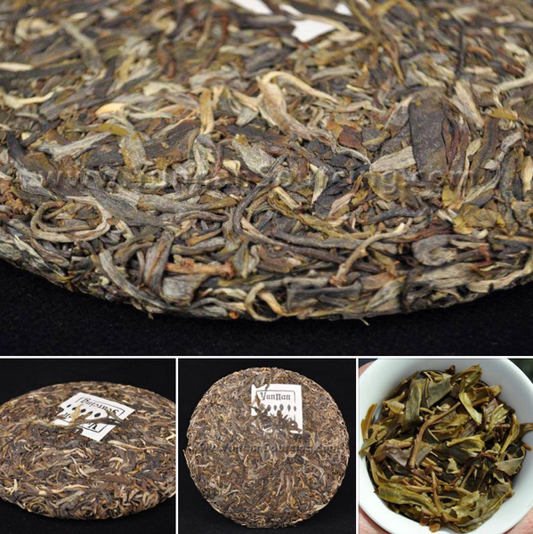 "2011 Yunnan Sourcing ""Blended"" Raw Pu-erh Tea Sampler"