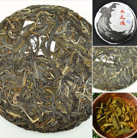 Yi Wu Mountain Spring Autumn and Large and Mixed Varietal Comparison Tea Sampler