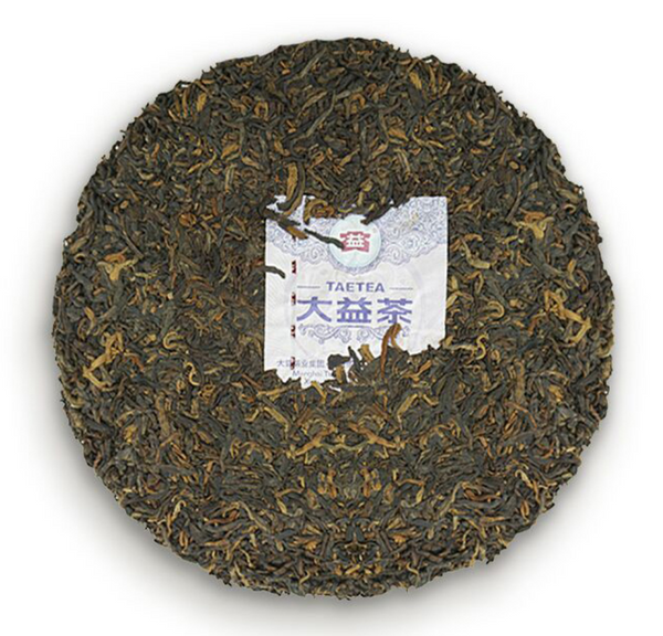 "2017 Menghai ""Golden Needle White Lotus"" Premium Ripe Pu-erh Tea"