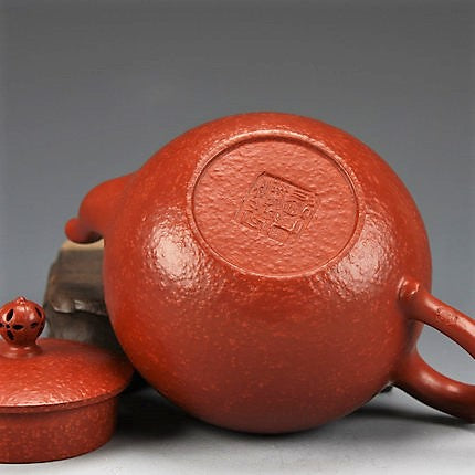 "Da Hong Pao Clay ""Yuan Zhu"" Yixing teapot * 160ml"