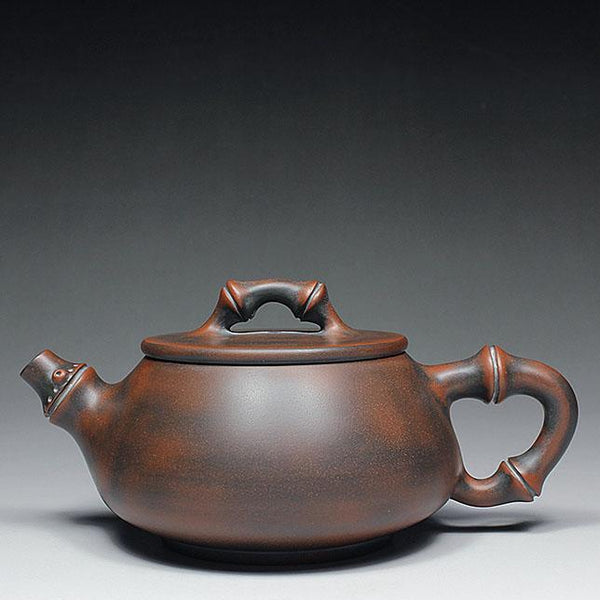 "Qin Zhou Teapot ""Shi Piao"" Teapot by Hu Ying Jia * 260ml - Yunnan Sourcing Tea Shop"