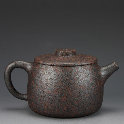 High Fired Old Duan Ni Clay Shu Lun Teapot * 200ml