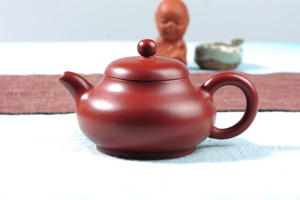 "Da Hong Pao Clay ""Yu Ru"" Yixing Teapot * 155ml"