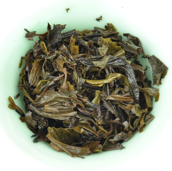 "2019 Bai Sha Xi ""Blue Mark 5375"" Fu Zhuan Tea from Hunan"