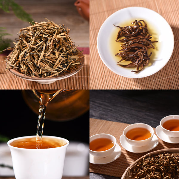 """Golden Yunnan"" Black Tea Sampler"