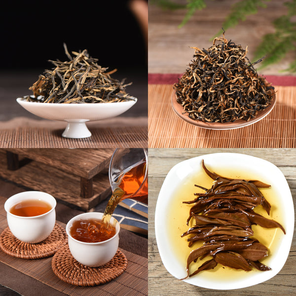 """Robust Yunnan"" Black Tea Sampler"