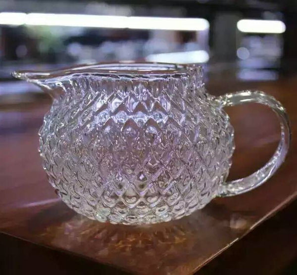 "Crystal Glass Cha Hai ""Classic Style"" Serving Pitcher * 390ml"