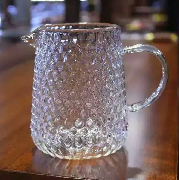 "Crystal Glass Cha Hai ""Tall"" Serving Pitcher * 290ml"