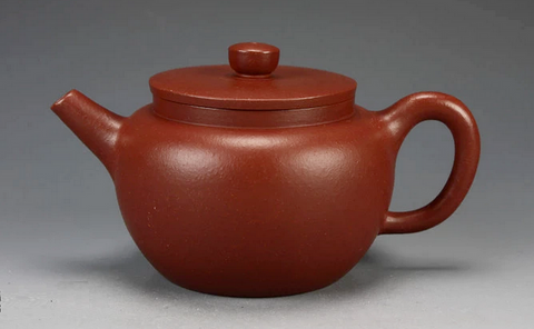 "Da Hong Pao Clay ""Ping Gai Lian Zi"" Yixing teapot * 180ml"