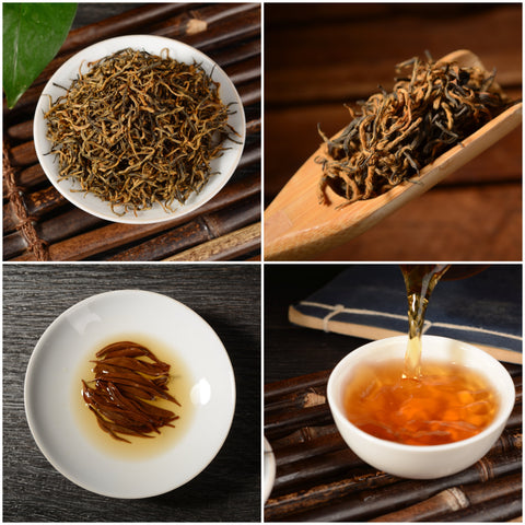 Best Fujian Black Tea Sampler * Spring Harvest 2019