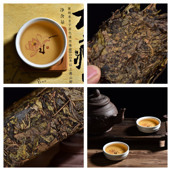 "Best of ""Gao Jia Shan Brand"" Tian Jian and Fu Zhuan Tea Sampler"