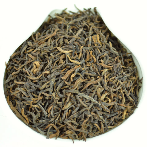 Golden Needle Ripe Pu-erh Tea of Yong De * 2016