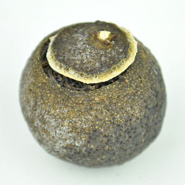 Zheng Shan Xiao Zhong Black Tea Cured in King Orange