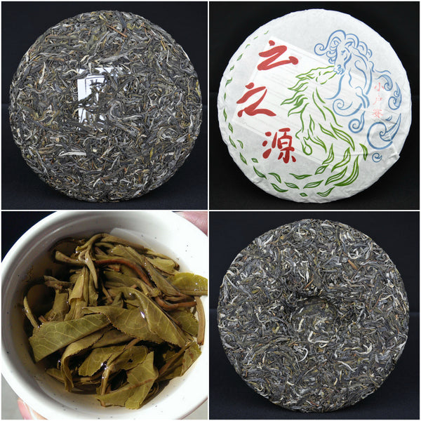 "2014 Yunnan Sourcing ""Autumn Lincang"" Raw Pu-erh Tea Sampler"