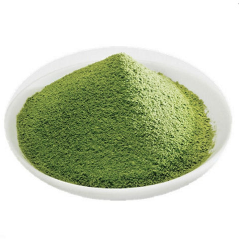 Certified Organic Green Tea Powder USDA and EU Certified