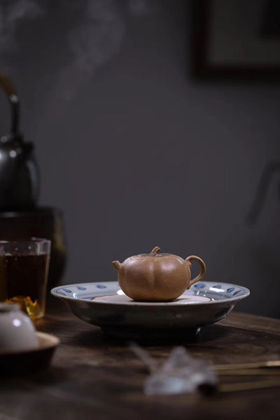 "Duan Ni Clay ""Persimmon"" Yixing teapot * 80ml"