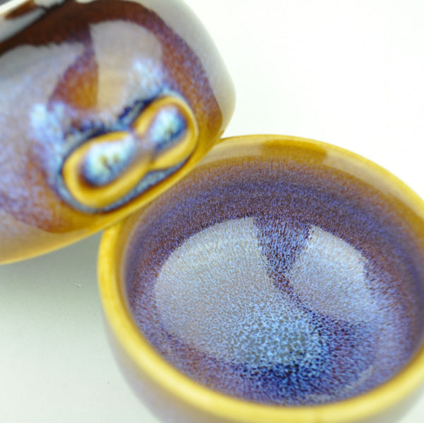 Purple Haze Easy Gaiwan and Cup Set