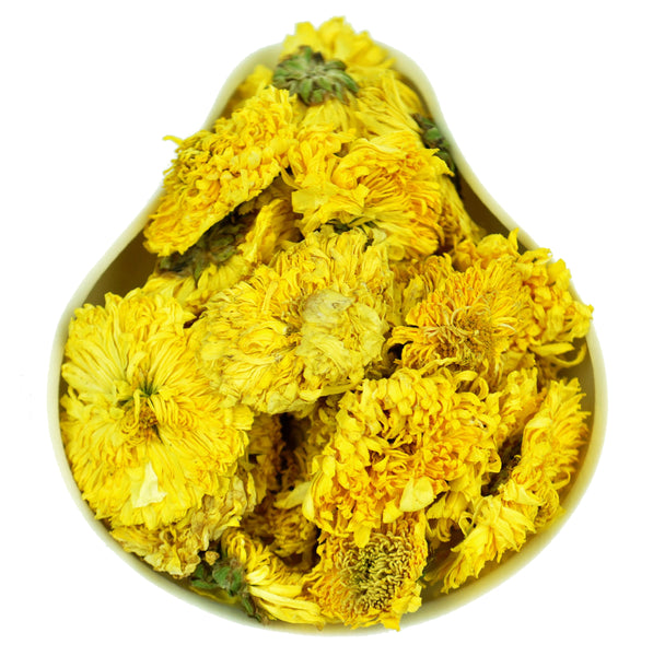 "Huang Shan ""Emperor's Yellow Chrysanthemum"" Flower Tea"