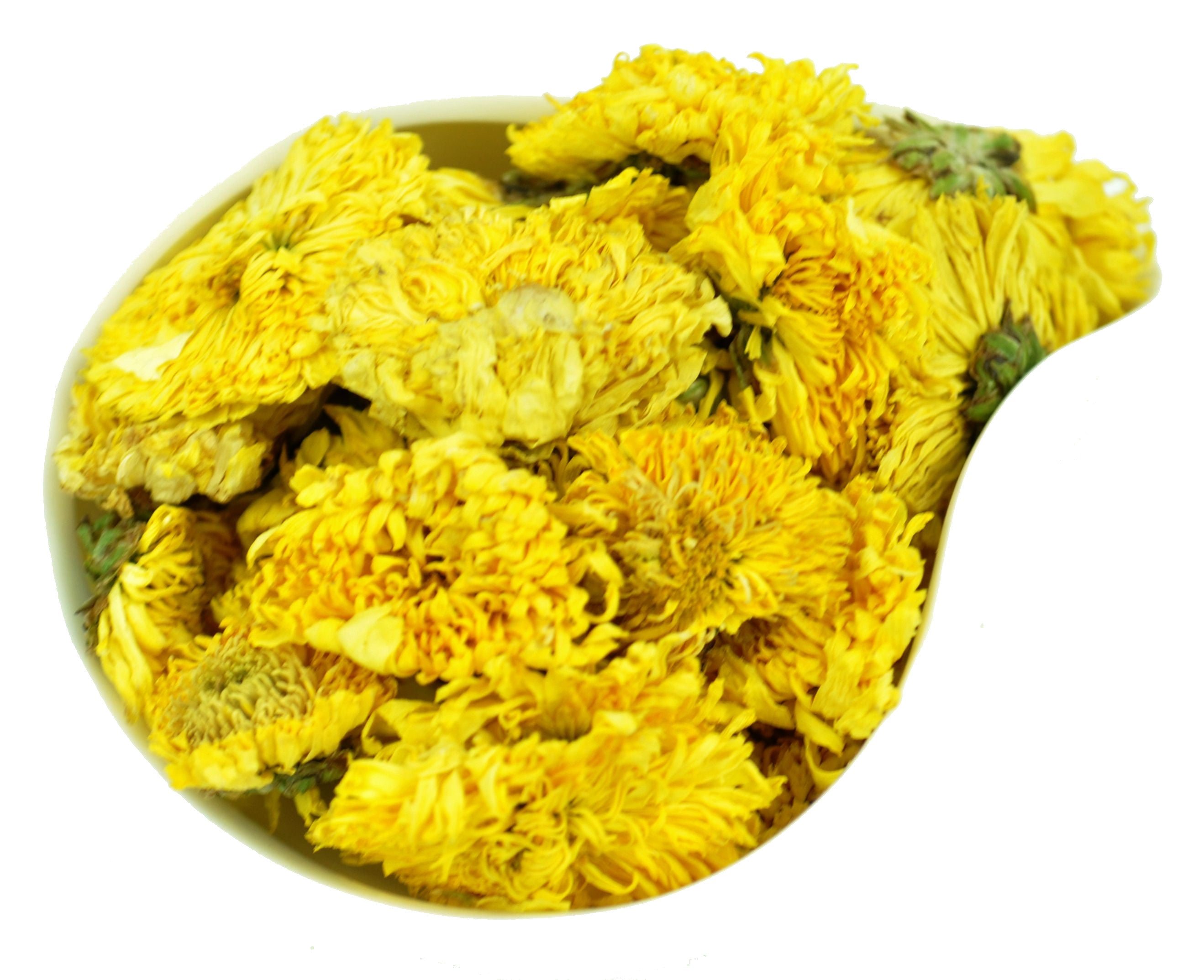 Huang Shan Emperors Yellow Chrysanthemum Flower Tea Spring 2017