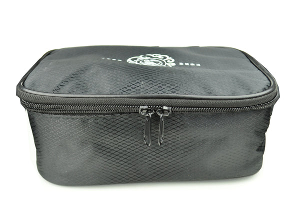 Ru Yao Celadon Gong Fu Cha Travel Set in Zipper Carrier