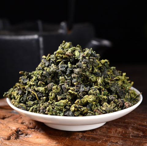"Anxi ""Hairy Crab"" Mao Xie Fujian Oolong Tea"