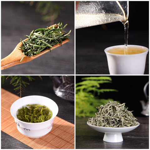 "Yunnan ""Spring Tribute"" Green Tea Sampler"