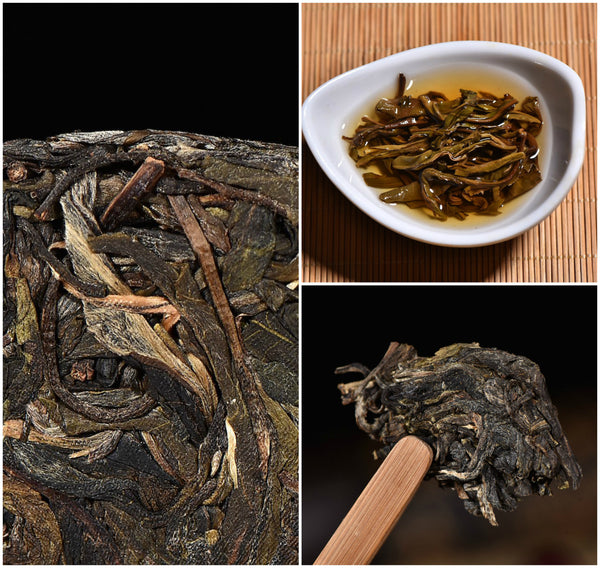 Yi Wu Focus - Wa Long Village Raw Pu-erh Tea Sampler