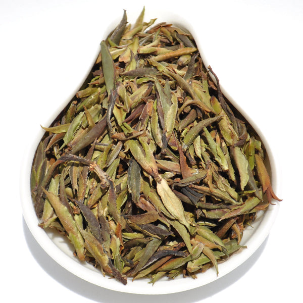 "Sun-Dried ""Yue Guang Ya Bao"" Purple Tea of Dehong * Spring 2018"