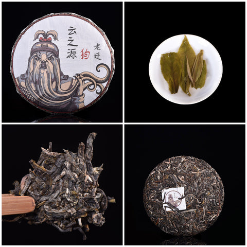 "2018 Yunnan Sourcing ""Autumn Yi Wu"" Raw Pu-erh Tea Sampler"