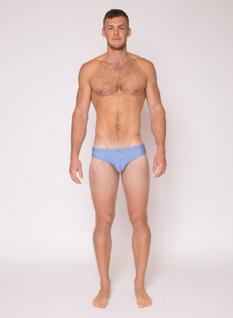 HVNC Flux Blu Swim Brief