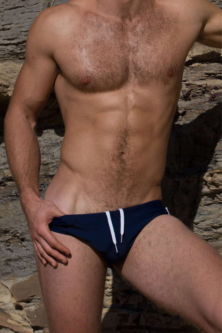 HVNC Navy Swim Brief