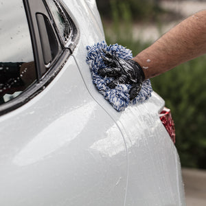 CLOUDBURST | Advanced Microfiber Wash Mitt