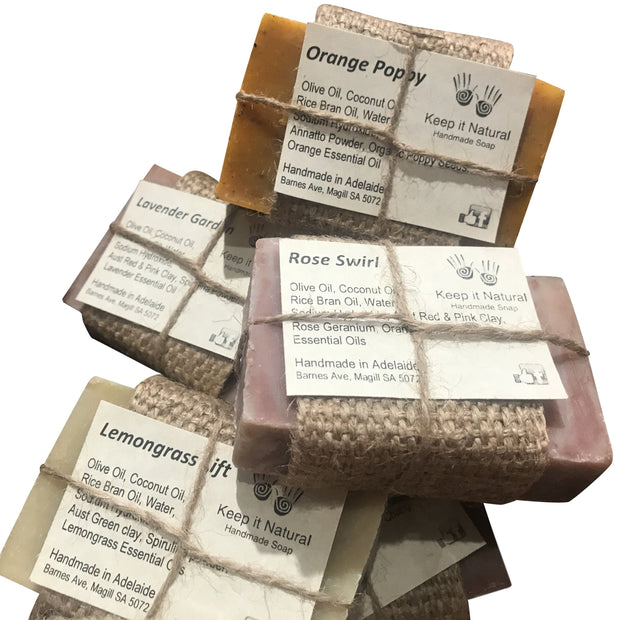 Soap by Keep it Natural | Vegan - OmMade Organic Skincare