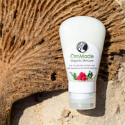 Sun Protection Lotion 60ml | Vegan | Refillable - OmMade Organic Skincare