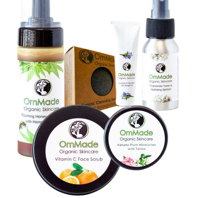 Supple Skin Face Pack - OmMade Organic Skincare